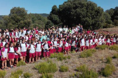 Comencen les trobades de 2n d'ESO al Montseny
